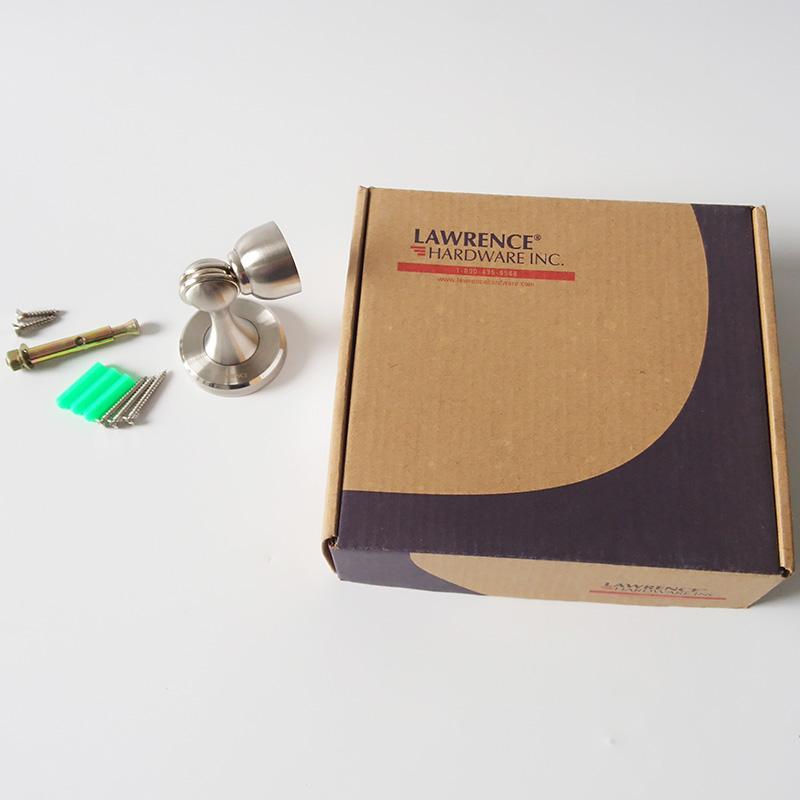 Bộ sản phẩm chặn cửa nam châm Lawrence DH003