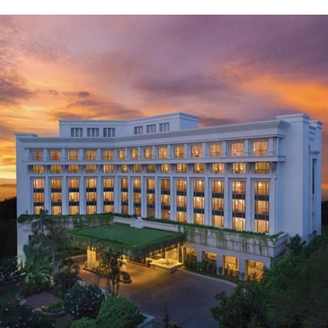 Hayderabad ITC Hotel project