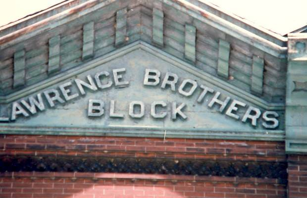 Lawrence Brothers Block