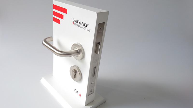 Tay nắm phân thể LH001 Lawrence thiết kế hình chữ C
