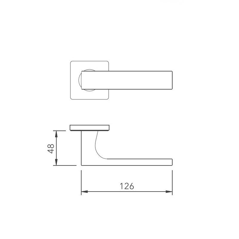 Thông số kỹ thuất tay nắm khóa phân thể LH173 Lawrence