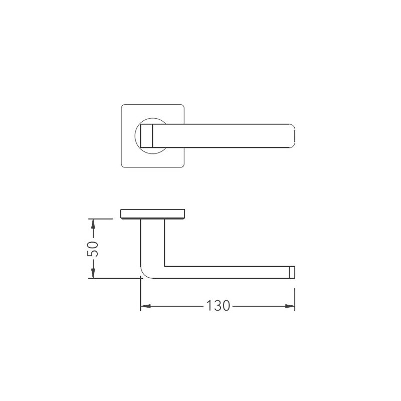 Thông số kỹ thuật tay nắm khóa phân thể LH166 Lawrence